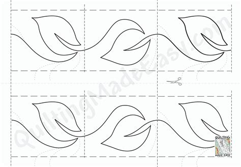 free motion templates quilting patterns for borders images
