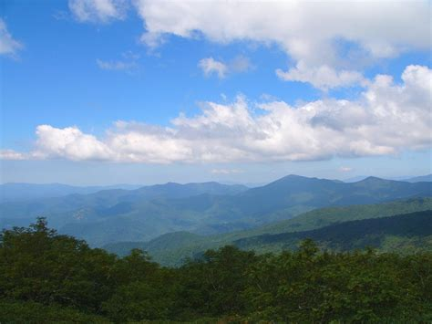 mount mitchell north carolina panoramio photo of mount mitchell nc from craggy pinnacle