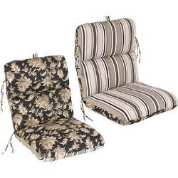 Patio Furniture Cushions Replacement Replacement Patio Chair Cushion Fallenton Coal Armona Jet Sam S Club