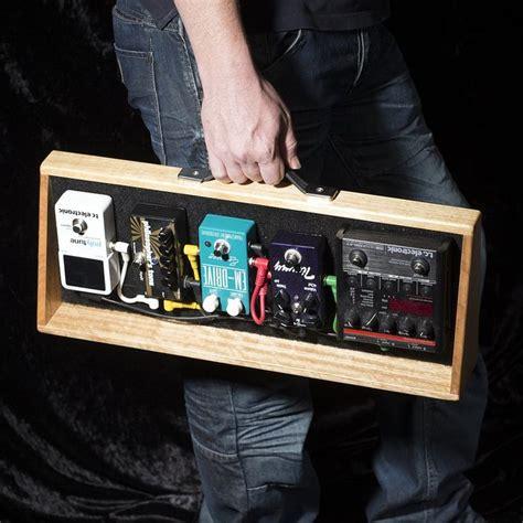 tutorial guitar fx box 2 8 mini pedalboard pedalboard pinterest boxes ideas