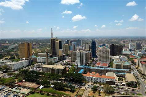 Of Nairobi School Of Business Mba Projects by Nairobi 100 Resilient Cities