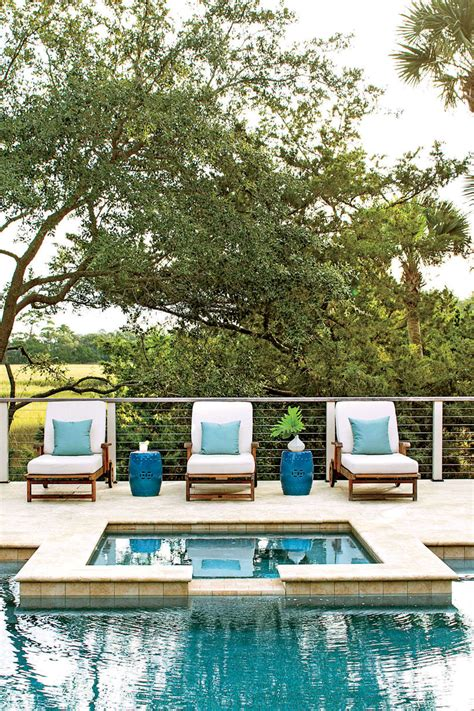 Outdoor Fire And Patio Porch And Patio Design Inspiration Southern Living