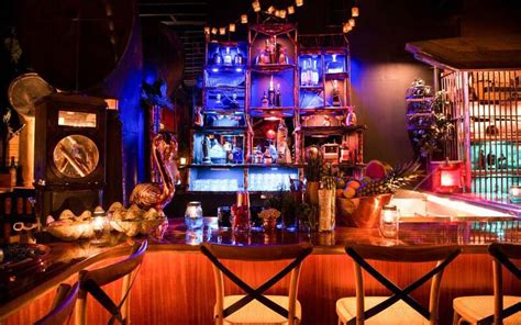 Tiki Bar Sacramento L A S Best New Tiki Bar In 50 Years Opens Downtown Los