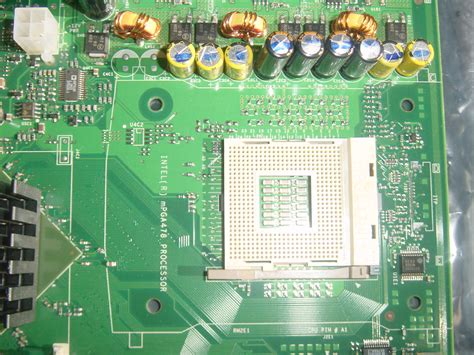 capacitor problem in motherboard dell 400sc motherboard capacitor problems