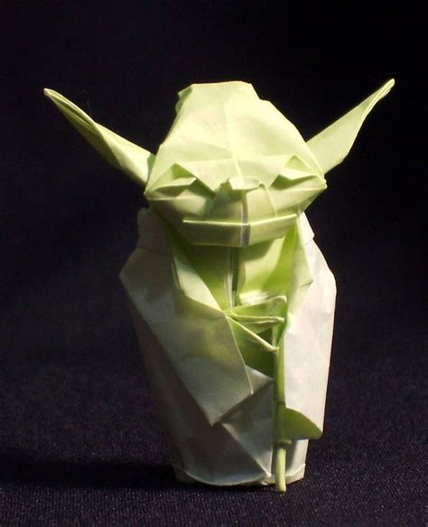 The Strange Of The Origami Yoda - yoda origami 171 embroidery origami