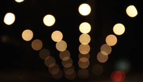 Countdown To Mablethorpe W S Barton Light Bokeh Overlay