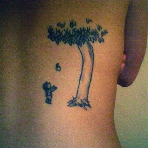 the giving tree tattoo 25 best ideas about giving tree tattoos on