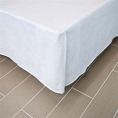 bed bath and beyond riverside buy sherry kline riverside queen bed skirt in off white