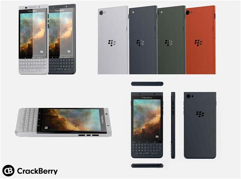 blackberry s second android smartphone vienna leaks in renders