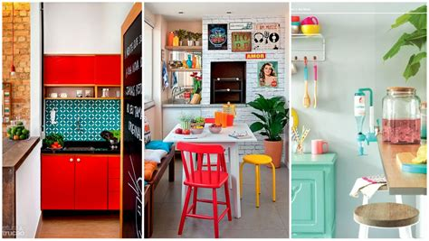 colorful kitchen design 10 colorful decoration ideas to make your home more beautiful