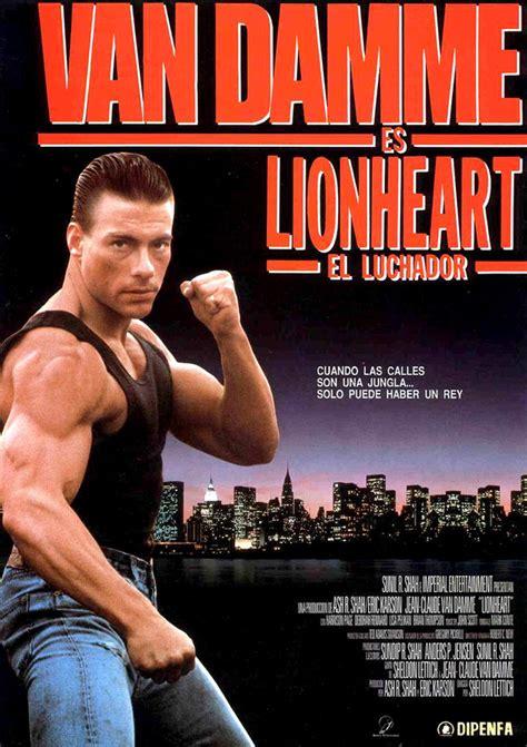 film lion vandam reparto lionheart el luchador equipo t 233 cnico