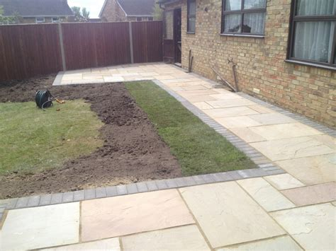 Indian Sandstone Patio Slabs by Acre Driveways Patios 100 Feedback Driveway Paver
