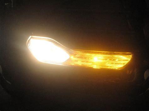 ford escape fog light 2013 2016 ford escape front turn signal fog light bulbs