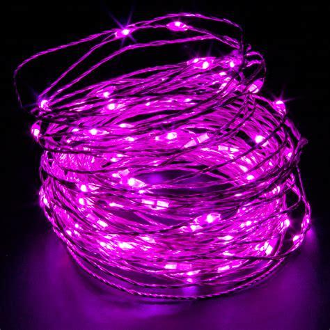 pink led string lights pink led string light 32ft