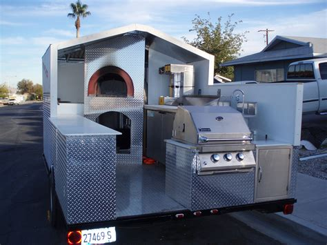 Oven Mobil building a mobile pizza oven pictures to pin on