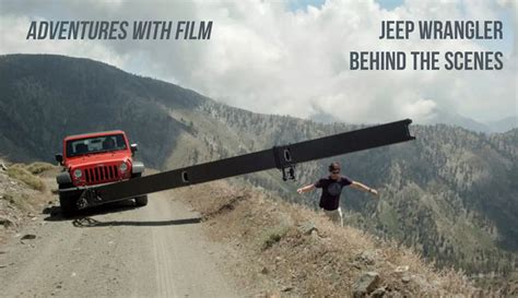 jeep ad dave hill shoot a gorgeous new jeep ad with