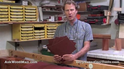 sandpaper   world vsm vitex  woodworking