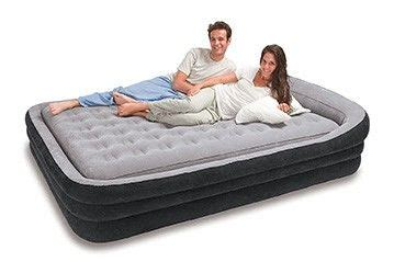 intex comfort frame airbed kit queen review  sleep judge