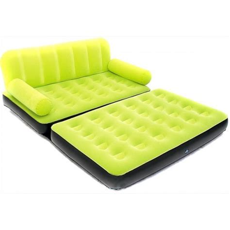 Bestway Flcoked Pvc Inflatable Sofa Bed 67356 Price In Bestway Sofa Bed