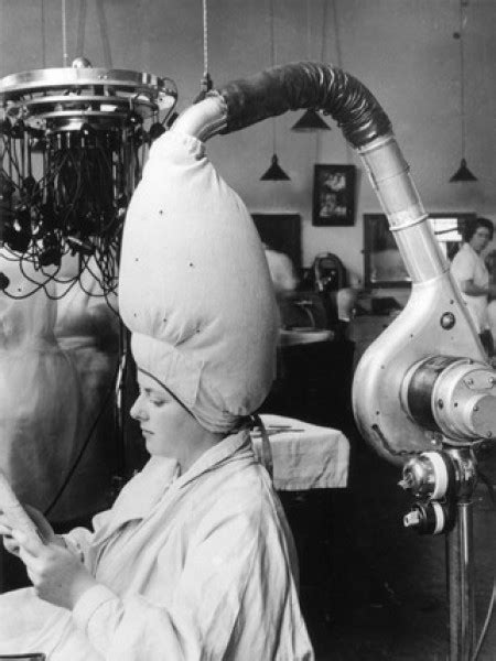 Hair Dryer History vintage hair dryers historical pictures