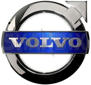 Volvo Truck Emblem Skandix Shop Volvo Parts Emblem Radiator Grill 31383030
