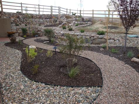 Landscape Rock Thornton Co Landscaping Ideas For Colorado Front Range