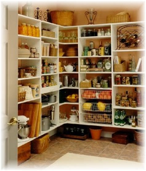 Pantry Layouts by Home Sweet Home Pantry Design
