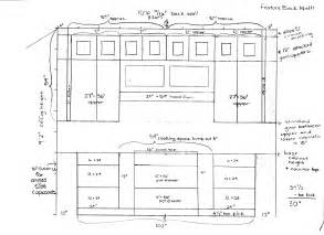 woodwork kitchen cabinets plans dimensions pdf plans