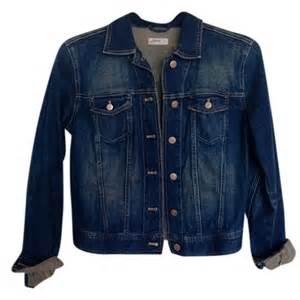 Gap Branded Denim Jacket gap jacket denim 57 jackets tradesy