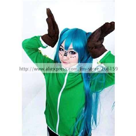Jaket Anime Vocaloid Miku Chidoriheartles 1 aliexpress buy vocaloid matryoshka miku jacket