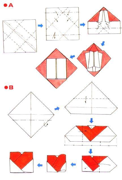 Origami Envelope With Rectangle Paper - 17 best images about origami box envelope dish on