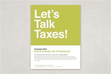 Friendly Tax Agent Flyer Template Inkd Tax Flyer Templates Free