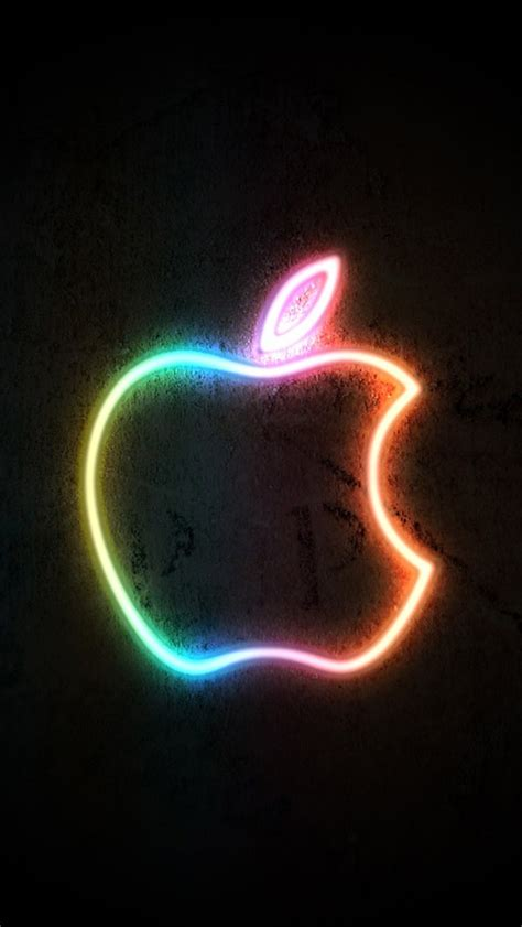 wallpaper iphone 6 neon neon light apple iphone wallpaper 640x1136 iphone 5 5s