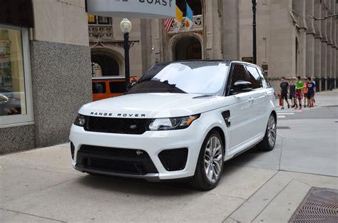 100 Range Rover Sport White 2017 2016 Range Rover