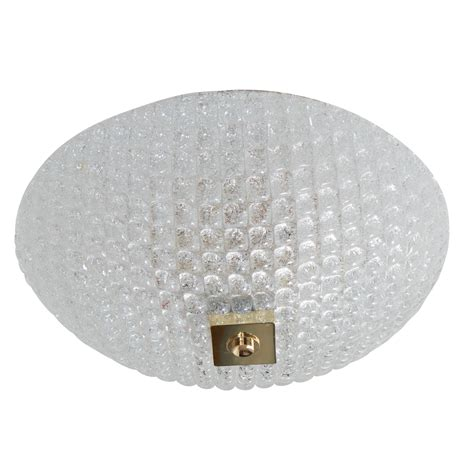 Small Flush Mount Light Fixture Small Dome Form Textured Glass Flush Mount Fixture Flush Mounts Salibello