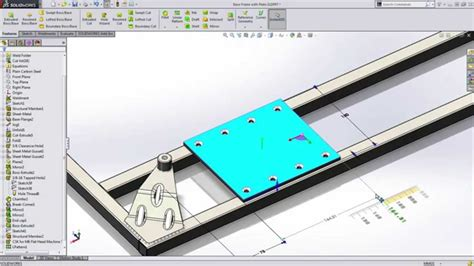 linear pattern solidworks youtube solidworks 2015 sneak peek up to reference linear