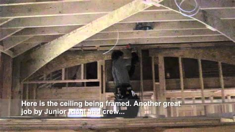 how to build a cathedral ceiling how to create a vaulted ceiling