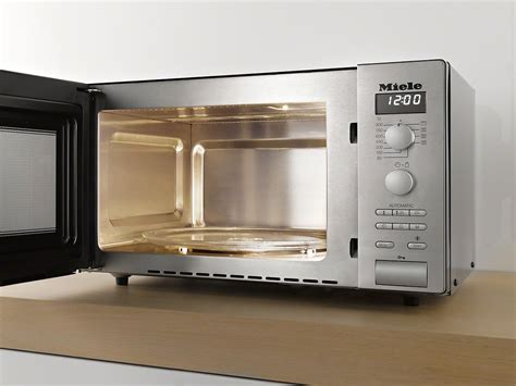 Oven Miele miele m 6012 sc freestanding microwave oven
