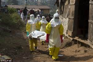 the difficulty of burying ebolas victims smart news smithsonian ebola outbreak can be sted out says chief of un