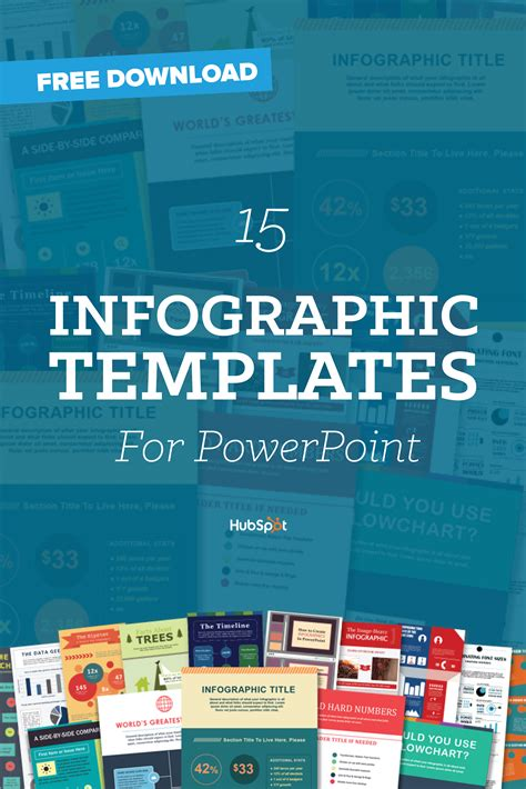 15 Free Infographic Templates In Powerpoint 5 Bonus Illustrator Templates Save Countless Infographic Templates For Powerpoint