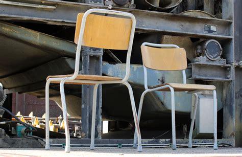 design len jaren 60 industrieel vintage schoolstoelen gispen de wit jaren 60
