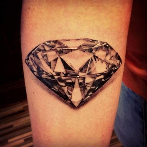 best diamond tattoo designs beautiful realistic the of ink