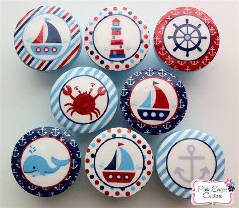 Nautical Door Knobs by Nautical Knobs Handmade Drawer Pull Sail Away Regatta