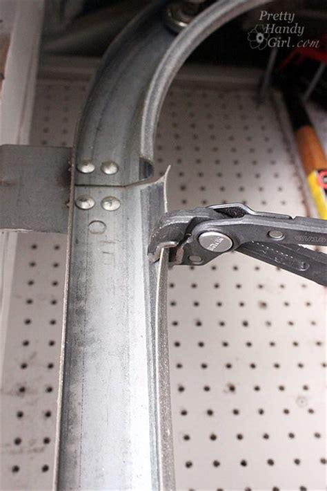 how to replace garage door rollers pretty handy
