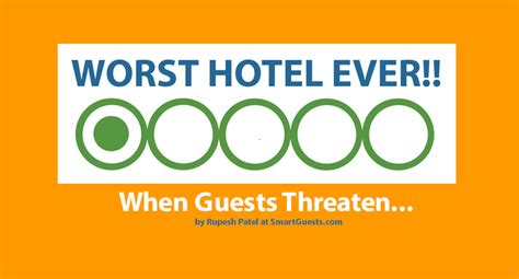 I Hotel Gift Card Reviews - what to do when guests threaten your hotel with a bad review