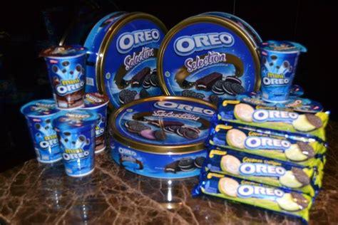 Oreo Selection kini ada oreo selection dan oreo coconut delight untuk meriahkan ramadan