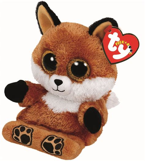 Peek A Boo ty peek a boo ty boo plush teddy mobile phone holder
