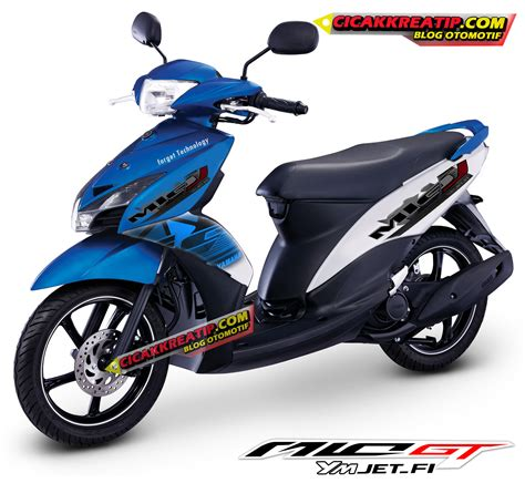 Striping Yamaha Mio Soul Gt Hijau Putih 79 modif striping dan warna mio gt versi new striping 2014