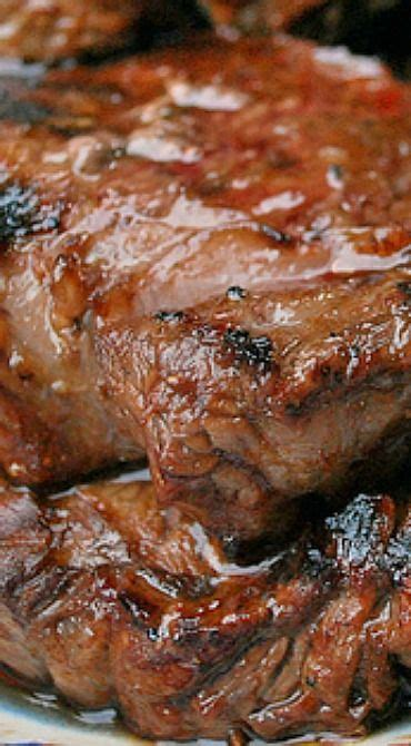 Beef Grill Marinade by 25 Best Ideas About Grilled Steaks On Bbq