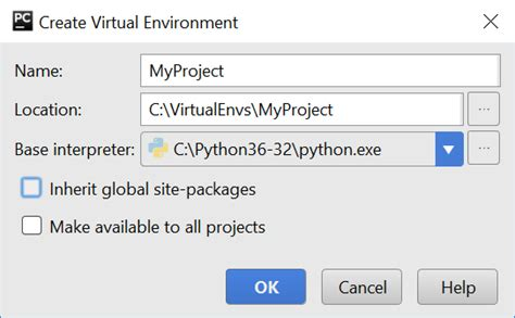 django creating virtual environment joshuahunter com